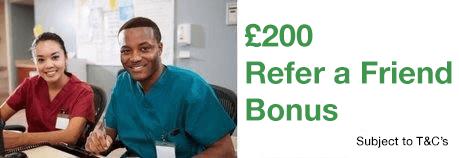 Join us and earn £400 BONUS!